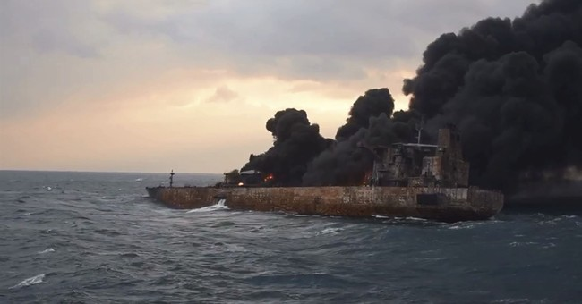 Rescuers expand search for survivors of ship fire off China