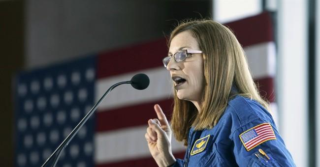 Ex-fighter pilot launches bid to replace Arizona Sen. Flake