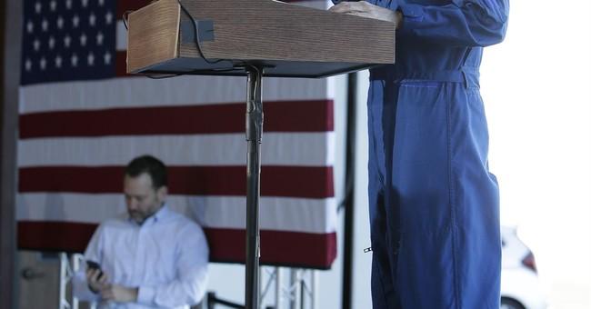 The Latest: McSally embraces Trump in Arizona Senate bid