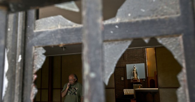 3 Chile churches firebombed, president calls for 'respect'