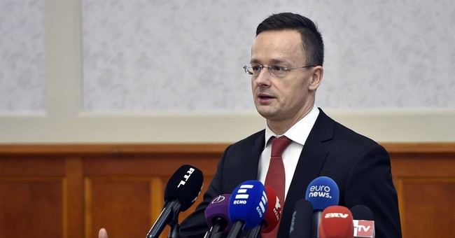 Hungary irate over Romanian leader's comments about autonomy
