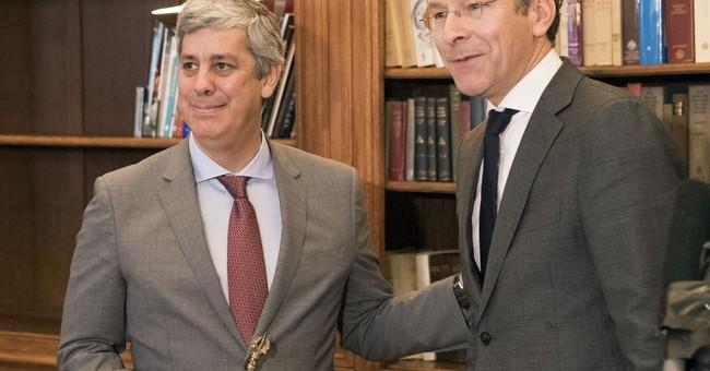 New eurozone chief Centeno wants closer unity, fewer crises