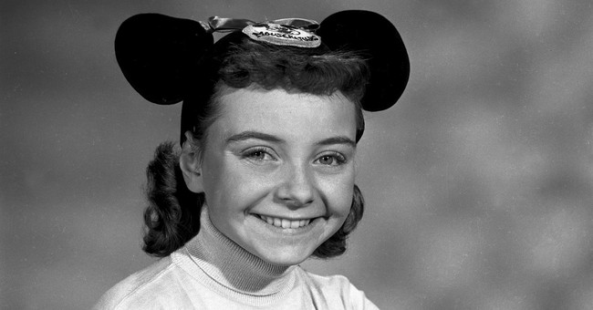 Doreen Tracey, an original Disney Mouseketeer, dies at 74