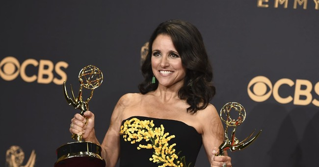 Julia Louis-Dreyfus marks chemo end with 'Beat It' video