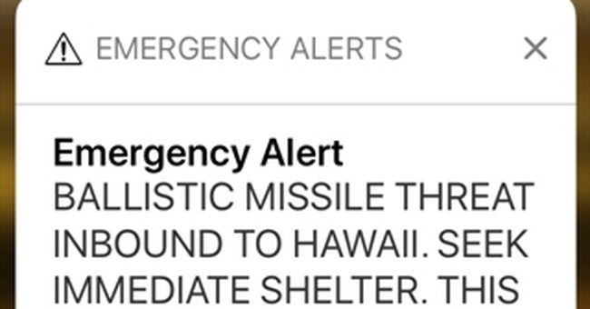 The Latest: Trump promises involvement after Hawaii alert