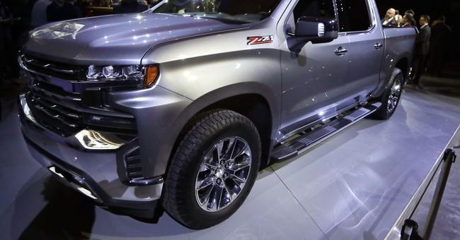 Autonomous cars loom, but the Detroit auto show goes on