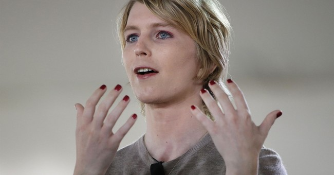 Chelsea Manning files for US Senate bid in Maryland
