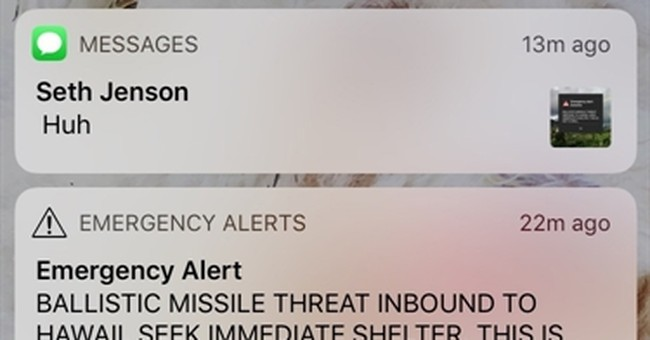 'We made a mistake' Hawaii sends false missile alert