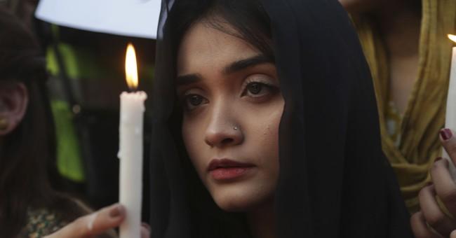 Pakistan: Slain girl may have been victim of serial killer