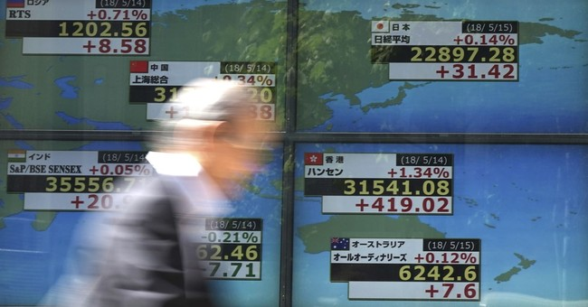 Global stock markets mixed amid trade uncertainty