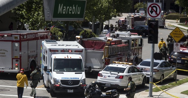1 dead, 3 hurt in Southern California building explosion