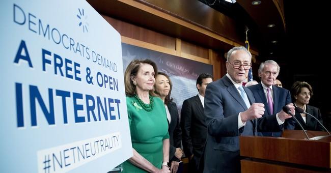 Senate backs effort to restore 'net neutrality' rules