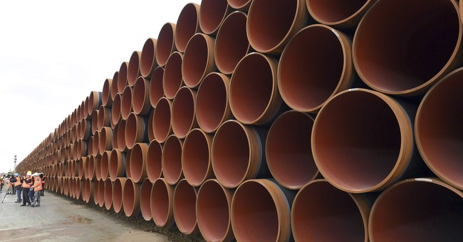 German-Russian pipeline takes shape despite US protests