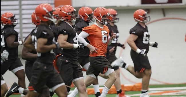 Knock, knock: Browns there; team set for HBO's 'Hard Knocks'