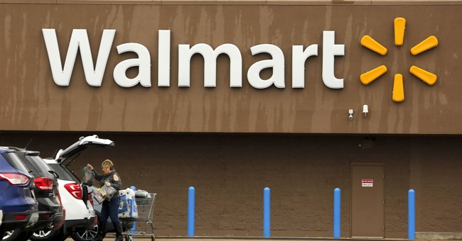 Walmart beats all around, with online sales rebounding