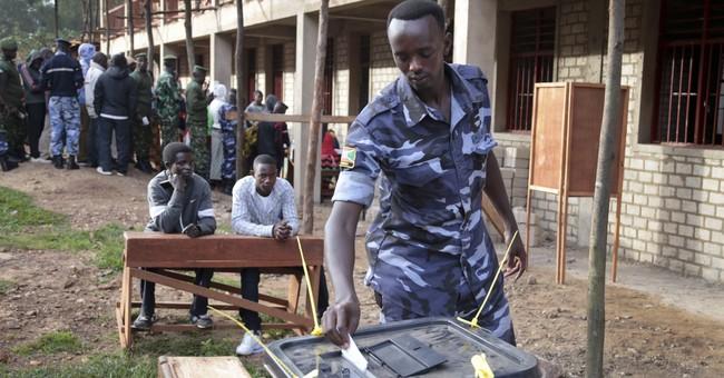 Burundi votes on extending president's power until 2034