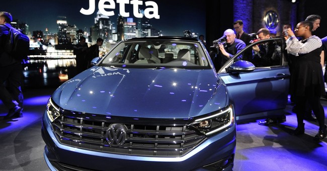 Volkswagen sells record 10.74 million vehicles in 2017