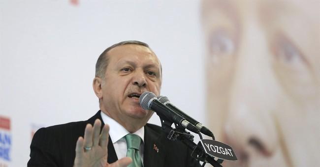 Turkey vows imminent assault on Kurdish enclave in Syria