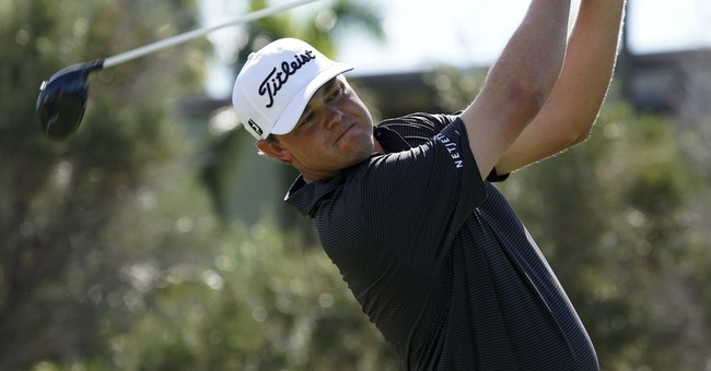 Kizzire's slow start in golf is picking up speed