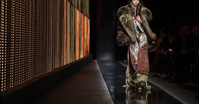 For Prada, black nylon is a safe haven in a storm