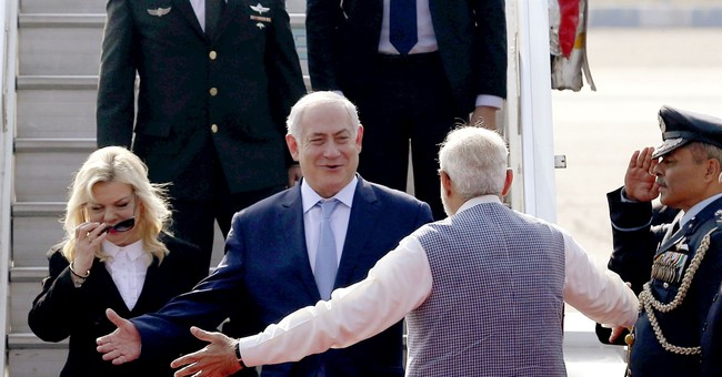 Israeli premier on 6-day visit to India to deepen ties