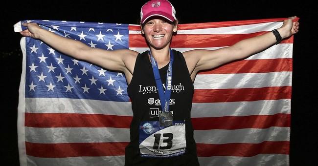 Woman's challenge: 7 marathons, 7 days, 7 continents _ again
