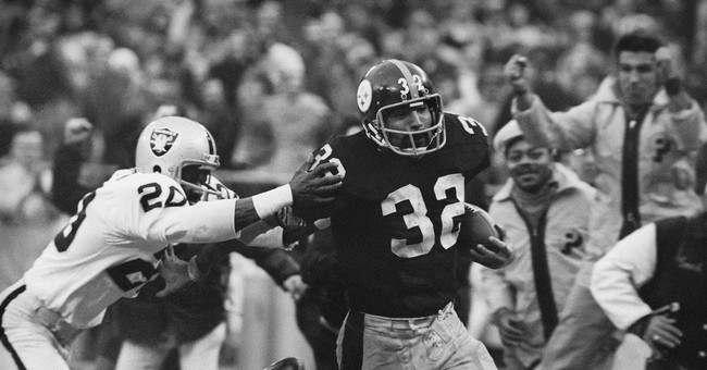 Correction: AP Was There-Immaculate Reception story