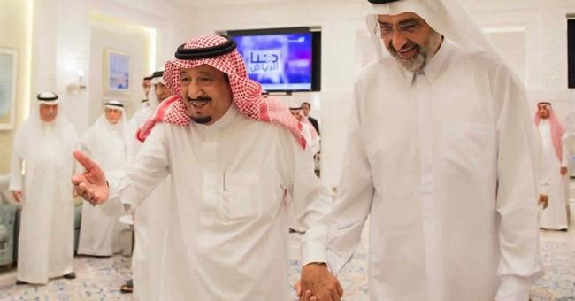 Qatar exile says he's held by UAE; Abu Dhabi denies claim