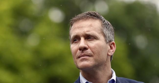 The Latest: Missouri lawmakers subpoena Greitens to testify