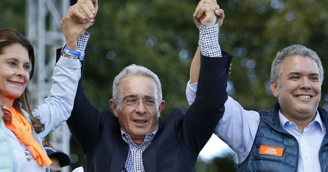 Declassified US cables link Uribe to Colombia drug cartels