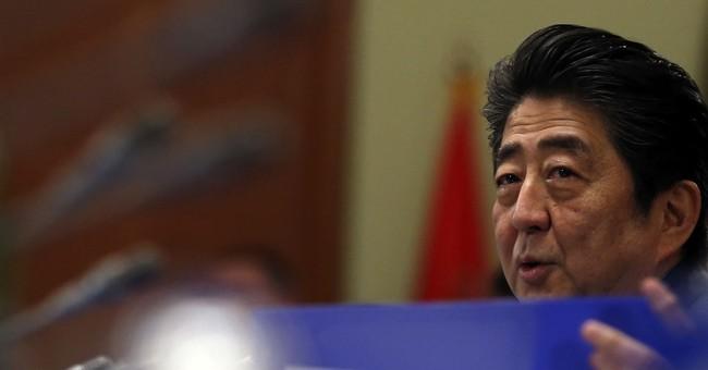 Japan's Abe seeking to strengthen Western Balkan ties