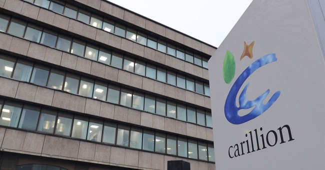 UK business secretary calls for fast-tracked Carillion probe