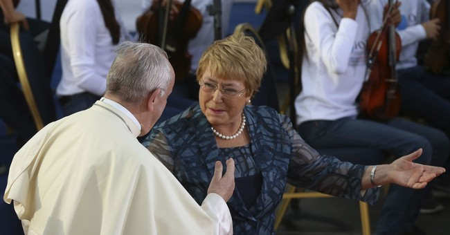 In Chile, pope met with protests, passion and skepticism