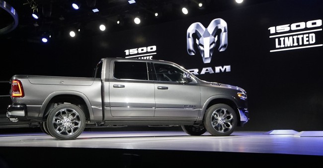 New pickups from Ram, Chevy heat up big-truck competition