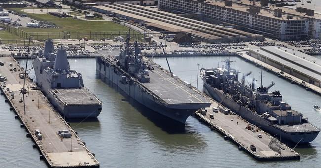 US moves ships, bombers toward Korea ahead of Olympics