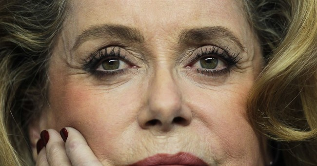 French star Deneuve apologizes to sexual abuse victims