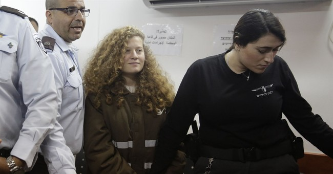 Israel extends remand of Palestinian girl who hit soldiers