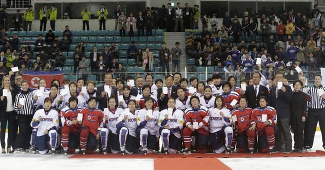 Koreas may field a joint women's hockey team at Olympics