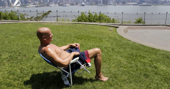 The heat is back on high: May smashes US temperature records