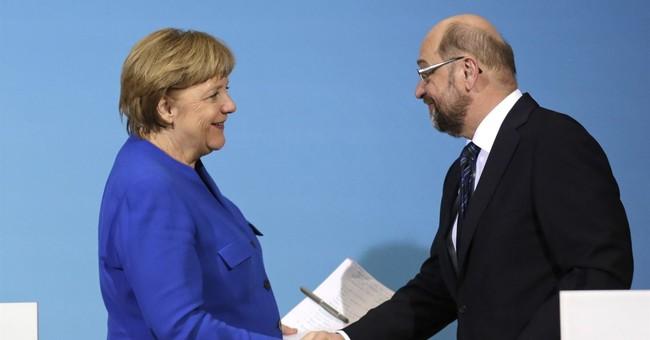 Social Democrats push back against German 'grand' coalition