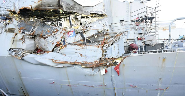 Navy ship collisions prompt rare criminal charges