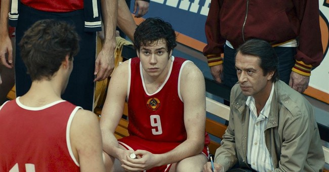 Despite doping scandals, Olympic fever grips Russian cinemas