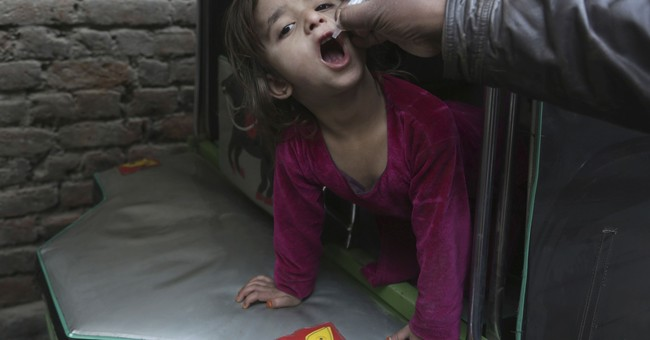 Pakistan launches new anti-polio drive in Punjab province