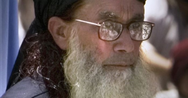 Freed on a court order, radical Pakistani cleric leaves jail