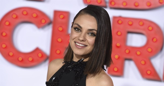 Kunis named woman of the year by Harvard's Hasty Pudding