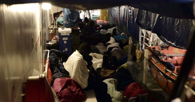Italy's new leaders get tough on migrants; Spain steps up