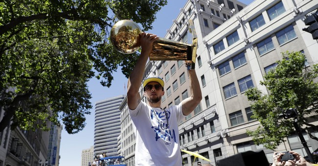 Warriors' Kevin Durant can picture retiring at 35