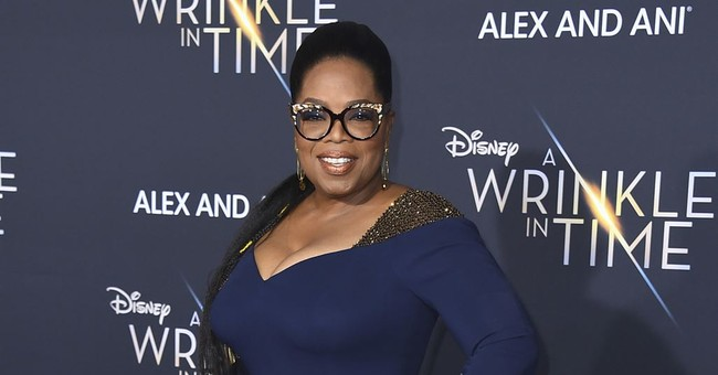 Oprah to serve as godmother of new Holland America ship