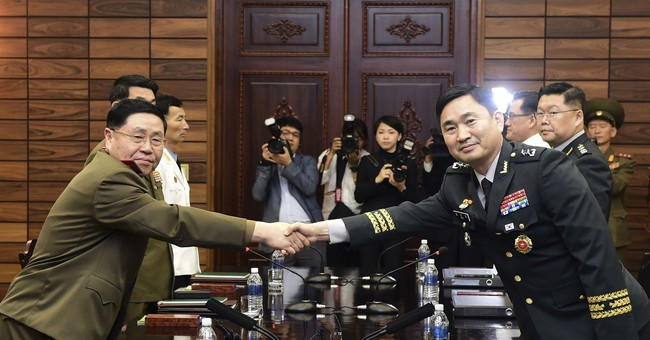 Koreas agree to restore military communication lines