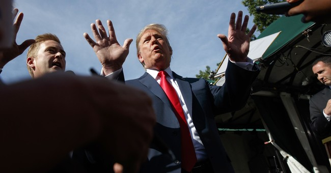 'Confused' Trump can't decide whether he hates immigration bill